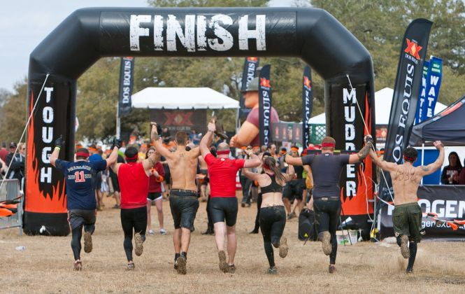 Tough Mudder Marketing - Shareable Products